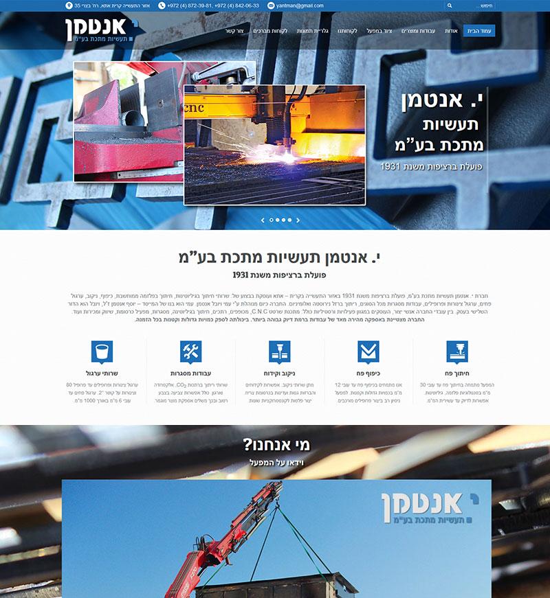 Factory Antman portfolio 1
