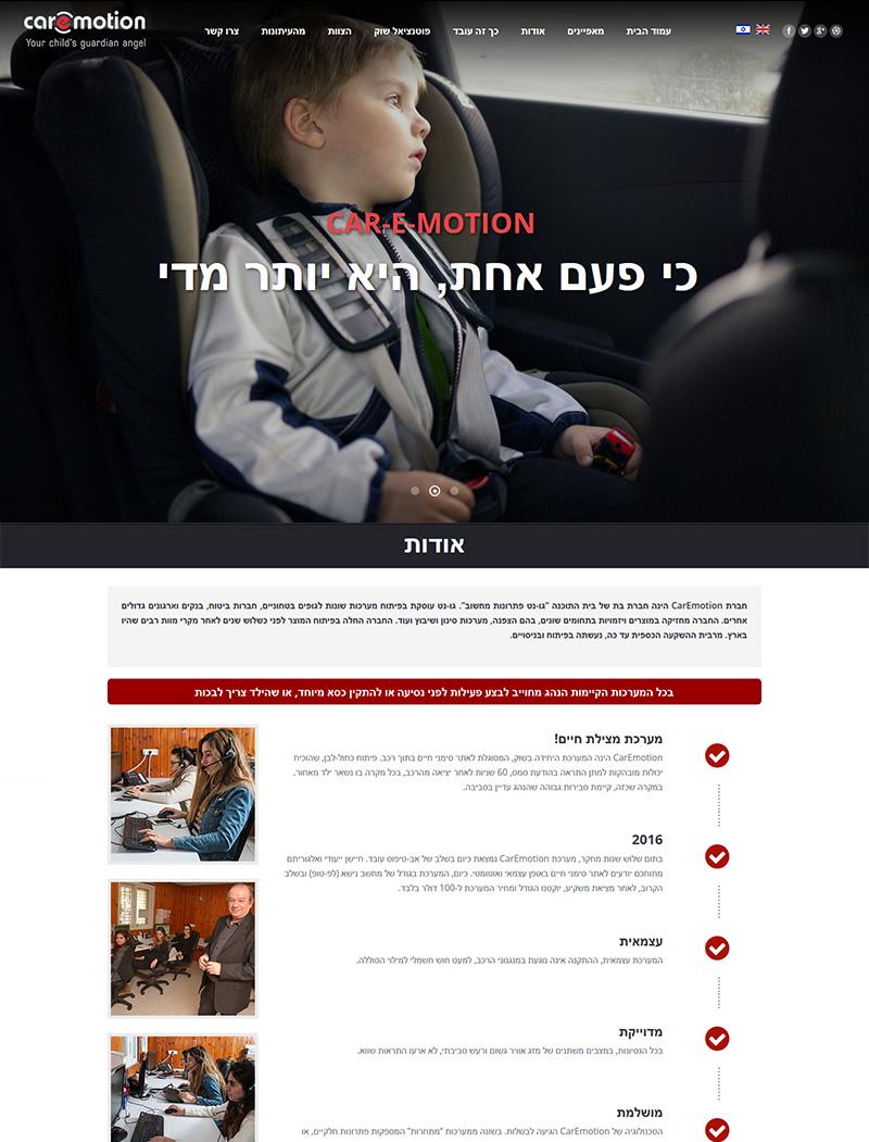 Car-E-Motion portfolio 2