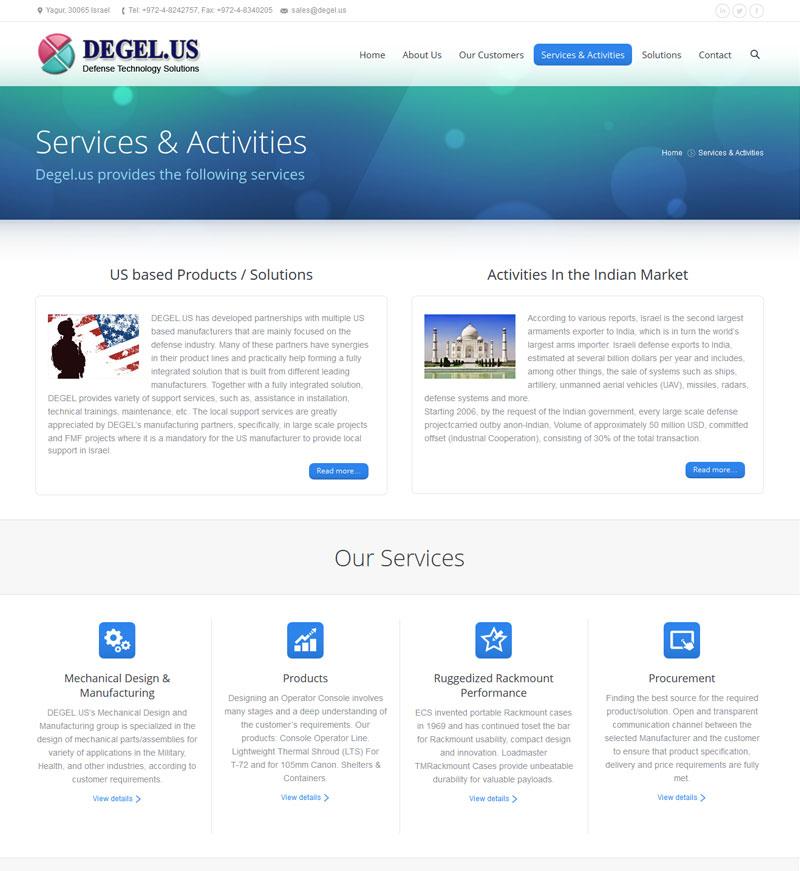 Degel.us portfolio 2